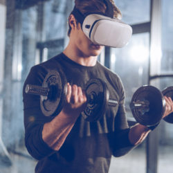 Can you lose weight with virtual training?